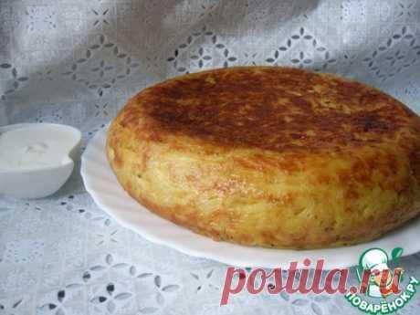 Картофельная запеканка с сосисками и сыром - кулинарный рецепт