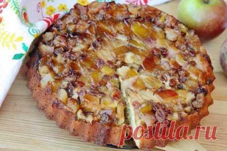 Пирог с яблоками от шеф-повара Гордона Рамзи — Sloosh – кулинарные рецепты