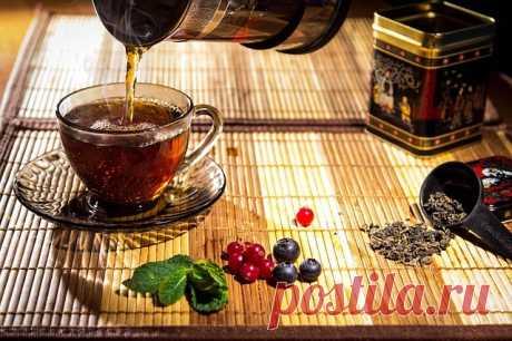 """Семь весомых причин не забывать о пользе обычного черного чая   Журнал """"MY HOME LIFE"""" О том, насколько полезен черный чай было сказано уже не раз, но многие все еще считают его менее ценным напитком, чем, например, зеленый. Хотим напомнить о конкурентных преимуществах первого перед вторым. В процессе ферментации черный чай хоть и теряет часть свойств, присущих неферментированным сортам, зато обогащается новыми уникальными веществами. Они называются теафлавины и теарубигины..."""