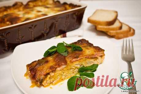 Куриное филе с вялеными помидорами, беконом и моцареллой – кулинарный рецепт