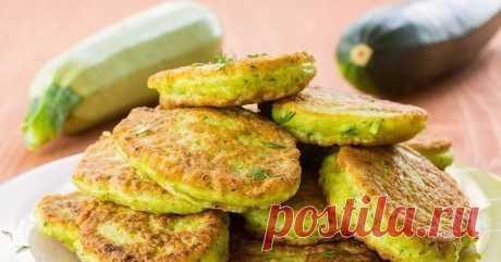 5 САМЫХ ВКУСНЫХ БЛЮД ИЗ КАБАЧКОВ | Вкусные рецепты