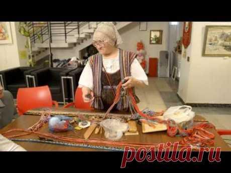 Мастер-класс по плетению на дощечках