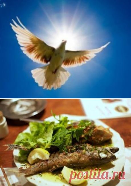 Благовещение 2016: что можно есть | Рецепты с фото