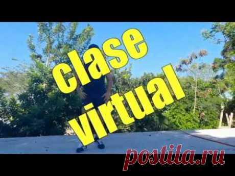 clase virtual 45 minutos merengue,cumbia y salsa/hector dance