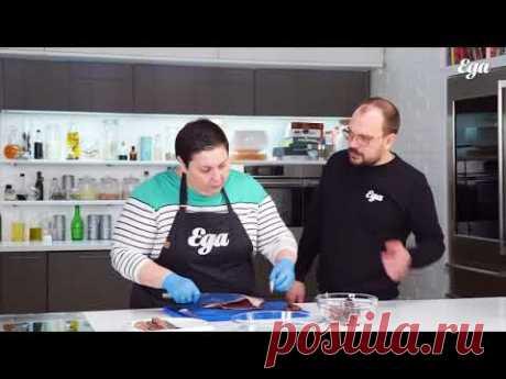 Как чистить селедку