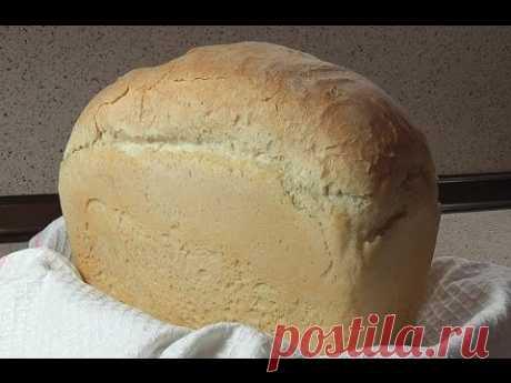 Вкусный пшеничный хлеб ИЗ МУКИ ПЕРВОГО СОРТА