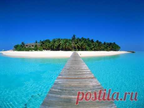 Красивейшие острова Земли