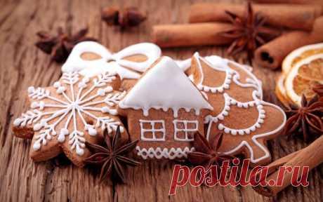Имбирное печенье с глазурью — Sloosh – кулинарные рецепты