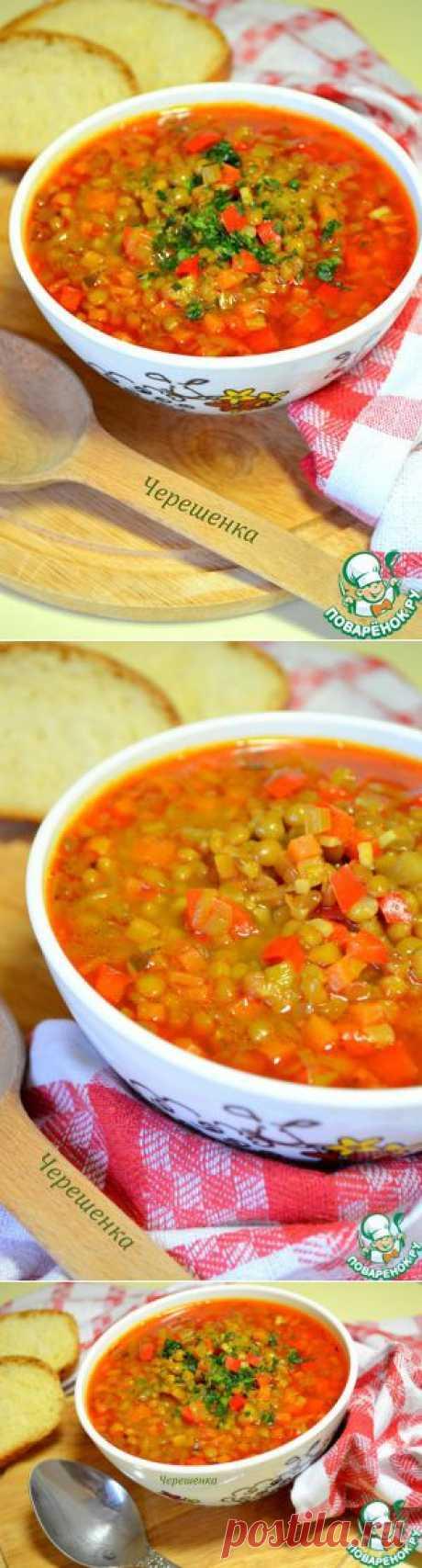 Супа лешта (суп с чечевицей). Постный рецепт - кулинарный рецепт