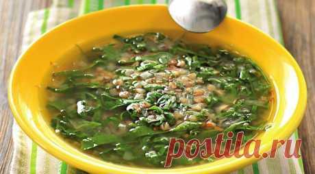 Щи постные зеленые со снытью и крапивой, пошаговый рецепт с фото