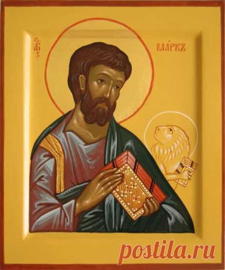Икона Евангелиста Марка