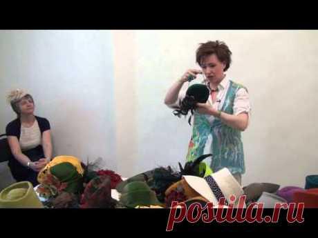Шляпный кураж в Шкатулочке.Ирина Гончарова