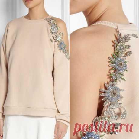 Нетривиальные переделки одежды – Журнал Вдохновение Рукодельницы
