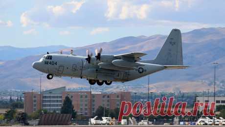 Фото Lockheed C-130 Hercules (16-3023) - FlightAware
