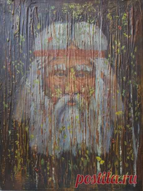 Лес - Официальный сайт художника Игоря Ясакова