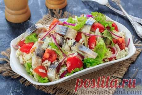 РЫБНЫЕ салаты - целое море рецептов!
