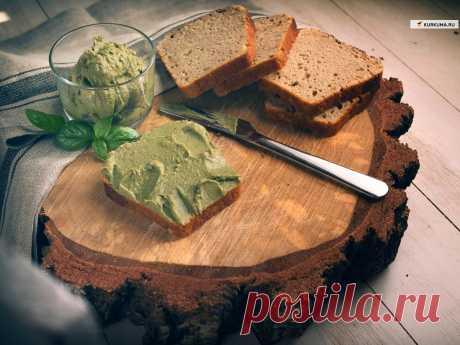 Гуакамоле с базиликом — Вегетарианские рецепты