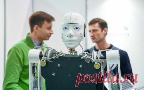 Три мифа о замещении человека роботами :: РБК Тренды