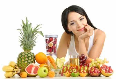Факты, которые следует знать о приеме витаминов / Все для женщины
