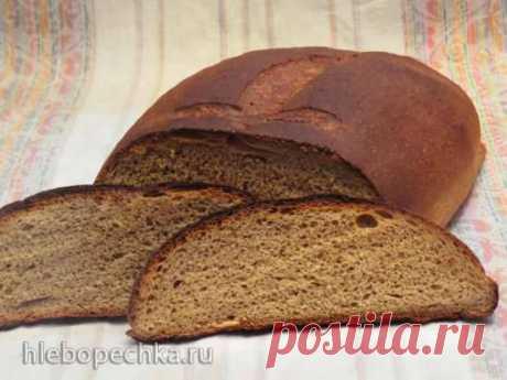 Баденский деревенский хлеб (Badisches Landbrot) - ХЛЕБОПЕЧКА.РУ - рецепты, отзывы, инструкции, обзоры