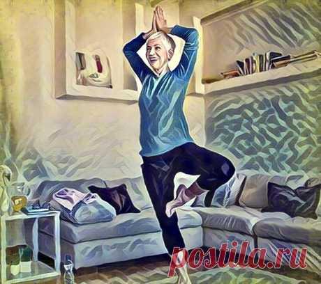 Универсальное упражнение от ста болезней (для тех, кому за 50)   Здоровый Дух   Яндекс Дзен