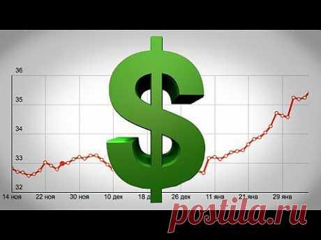 Почему дорожает доллар? пытаюсь понять...(видео).