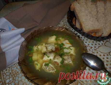 Бабушкин суп – кулинарный рецепт