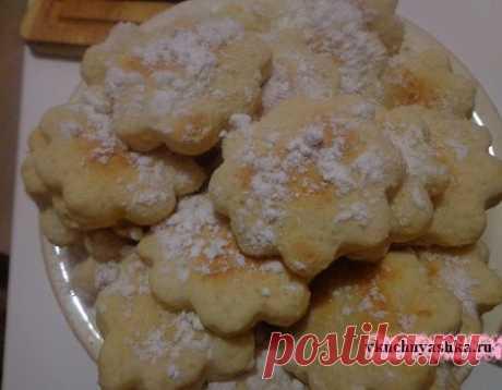 Вкусное печенье из творога - Кулинарные рецепты