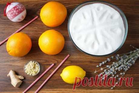 Наварила апельсиново-имбирного мармелада и ем всю осень: простой рецепт