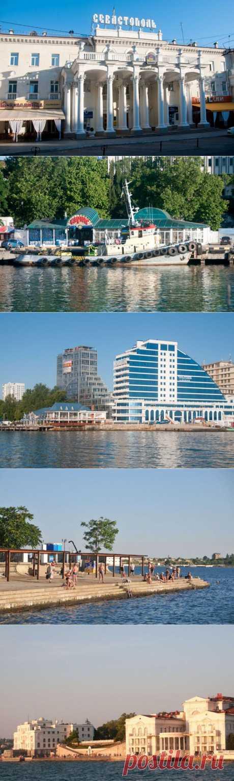 (+1) - Севастополь, летнее утро. Город, в который хочется приехать! | Непутевые заметки