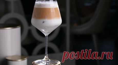 """Холодный кофе для бодрого завтрака - ПУТЕШЕСТВУЙ ПО САЙТУ. Чашечку крепкого кофе для бодрого жаркого утра можно превратить практически в завтрак, приготовив на основе эспрессо холодный коктейль с молоком и ореховым сиропом. И добавить немного нежирных взбитых сливок поверх напитка для завершения """"образа"""". ИНГРЕДИЕНТЫ эспрессо — 1 шт молоко — 150 мл сливки 11% — 50 мл сироп лесной …"""