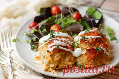 Ленивые голубцы в виде котлет: рецепты и советы по приготовлению