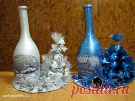 Gallery.ru / Фото #53 - Новогоднее шампанское-4 - shokolady
