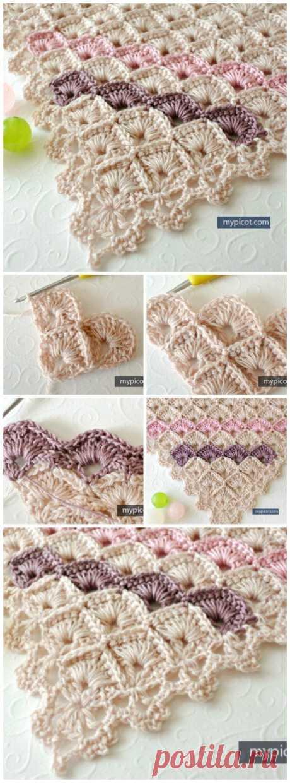Posts search: crochet stitch