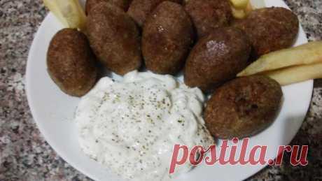 La salsa para shaurmy, las patatas y la carne - las recetas Simples Овкусе.ру