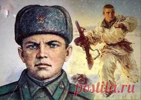 Продолжаем вспоминать подвиги наших соотечественников во времена Великой Отечественной войны Александр Матросов (1924-1943) Стрелок-автоматчик 2-го отдельного батальона 91-й отдельной Сибирской добровольческой бригады имени Сталина.