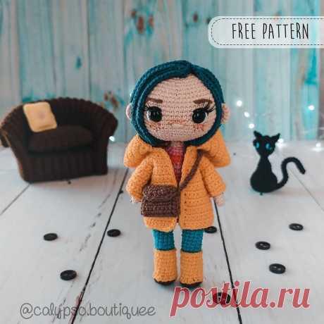 Схема вязания куколки Каролины крючком | Be Creative | Пульс Mail.ru По многочисленным просьбам сделала перевод куклы Каролины