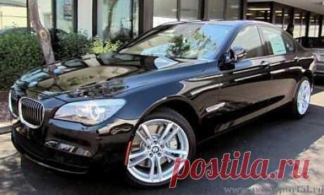 Продаю BMW 750i / Поиск Портал.ru