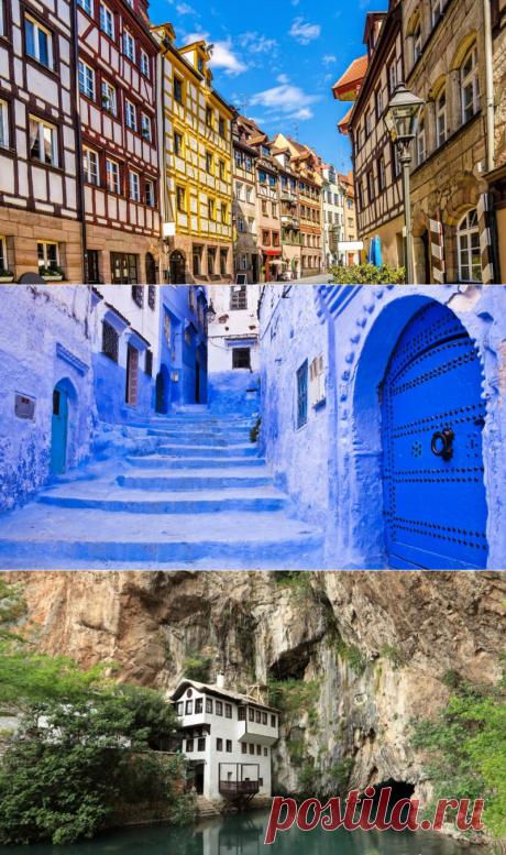 14 туристических направлений, о которых ты и не слышал — Вокруг Мира