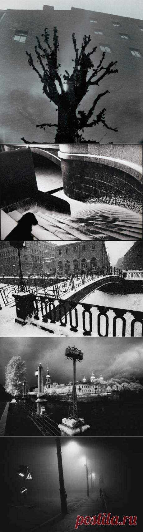Петербург в фотографиях Бориса Смелова. Потрясающие фотографии