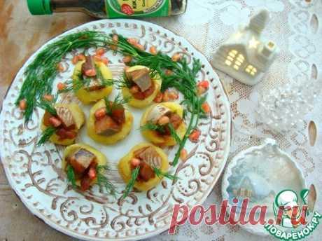 Закуска из сельди - кулинарный рецепт