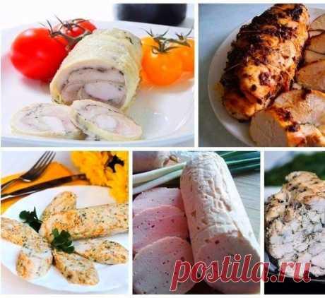 Рецепты домашних мясных рулетов и колбасы!