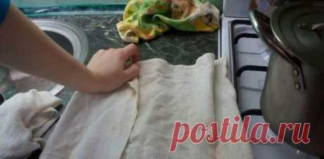Как быстро и просто отстирать кухонные полотенца Даже после замачивания и стирке в стиральной машине на кухонных полотенцах остаются пятна. И, конечно же, за время пользования полотенце теряет первоначальную белизну, и простая стирка уже не помогает...