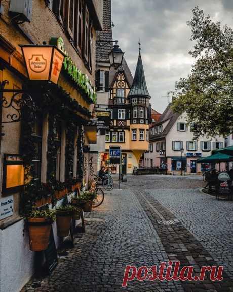 Тюбинген , Германия