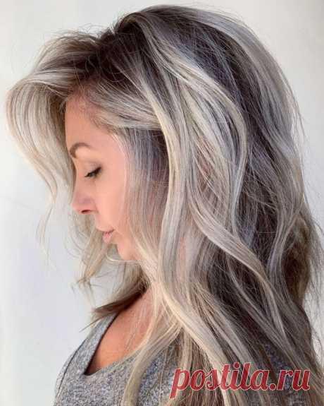 4 способа окрасить седеющие волосы: советы стилистов