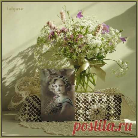 Детский альбом (4) | Фото в стиле ретро oт Тatyaro