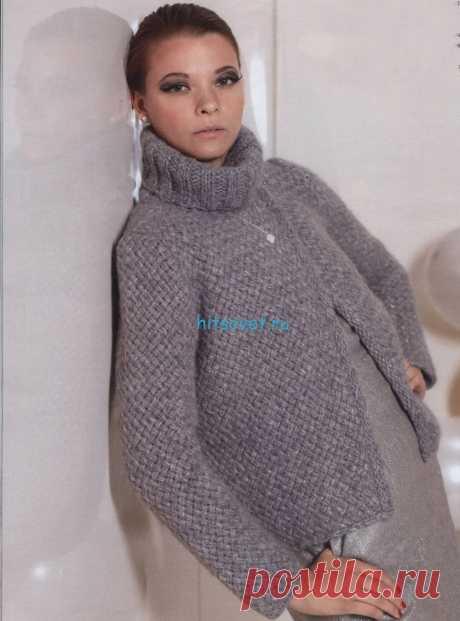 Вязание спицами для женщин с описанием и схемами - Страница 377 из 394