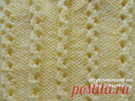 Детский пуловер спицами. Работа Светланы Шевченко, Вязание для детей