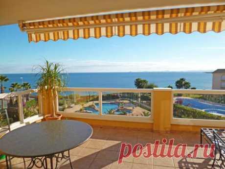Nº230  Шикарная квартира с видом на море!!!