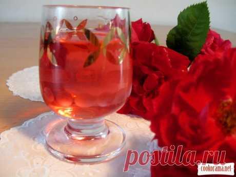 Ликер из розы / Алкогольные напитки / Кукорама — вкусные рецепты!
